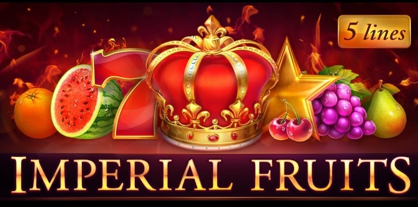Imperial Fruits: 5 lines slots Mega Reel