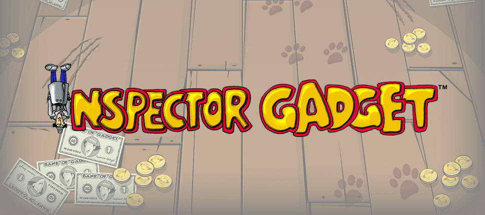 Inspector Gadget Slots Mega Reel