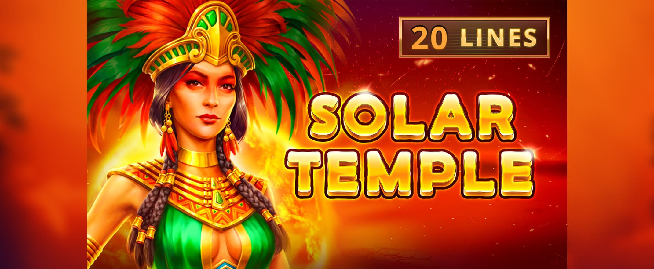 Solar Temple Slot Mega Reel