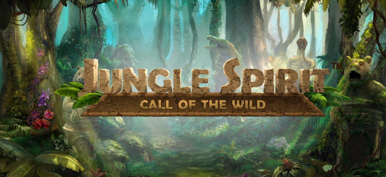 Jungle Spirit Slot UK Mega Reel