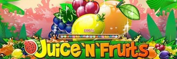 Juice'n'Fruits Slot Online Mega Reel