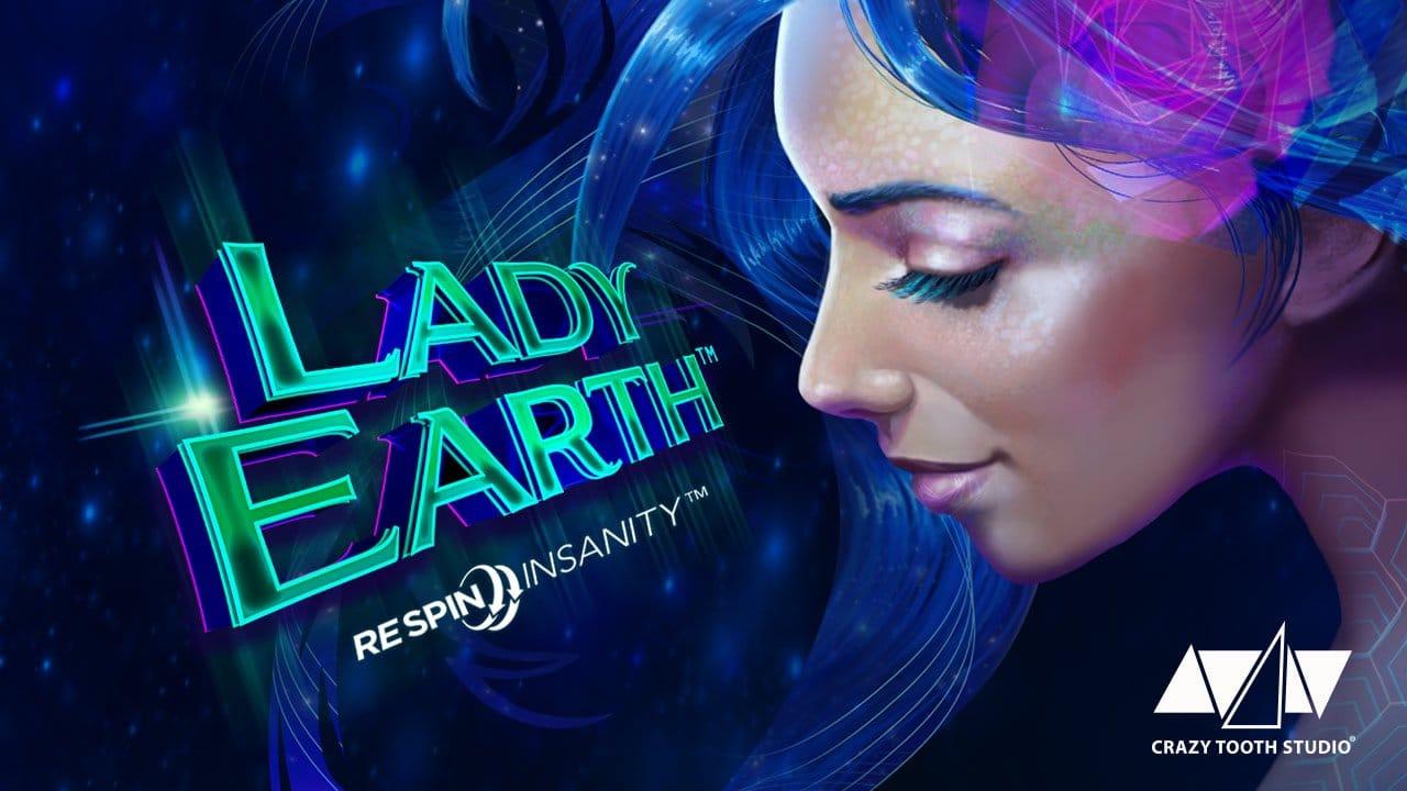 Lady Earth Slot Mega Reel
