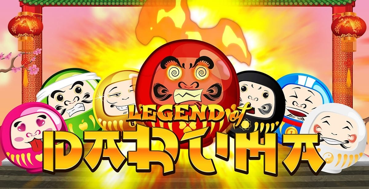 Legend of Daruma Slots Mega Reel