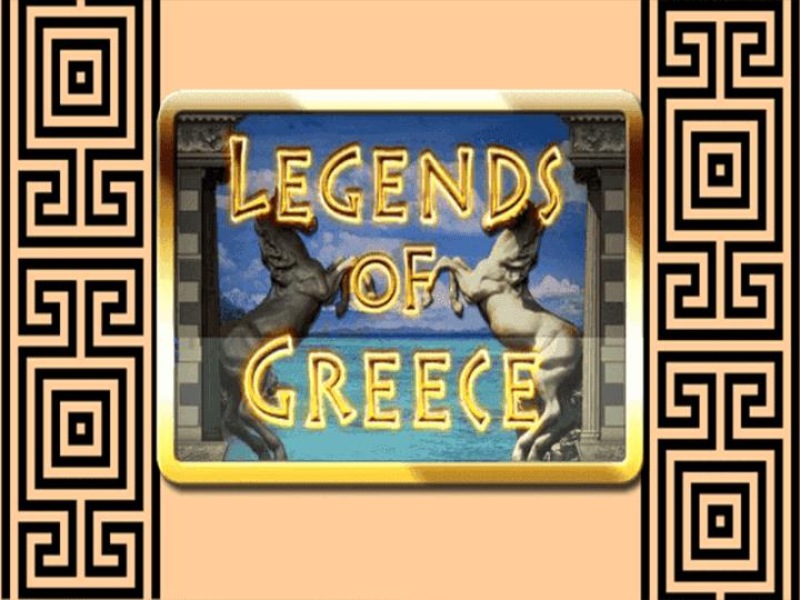 Legends of Greece Slots Mega Reel