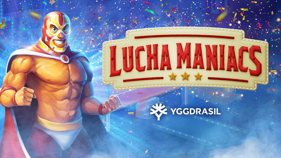 Lucha Maniacs Slots Mega Reel