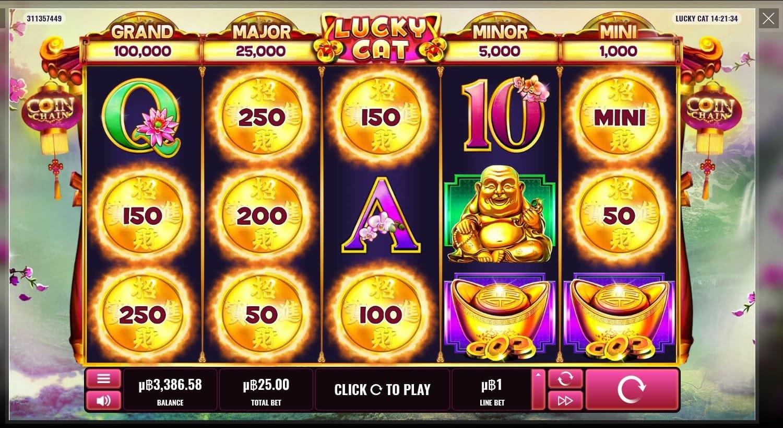 Lucky Cat Online Slot
