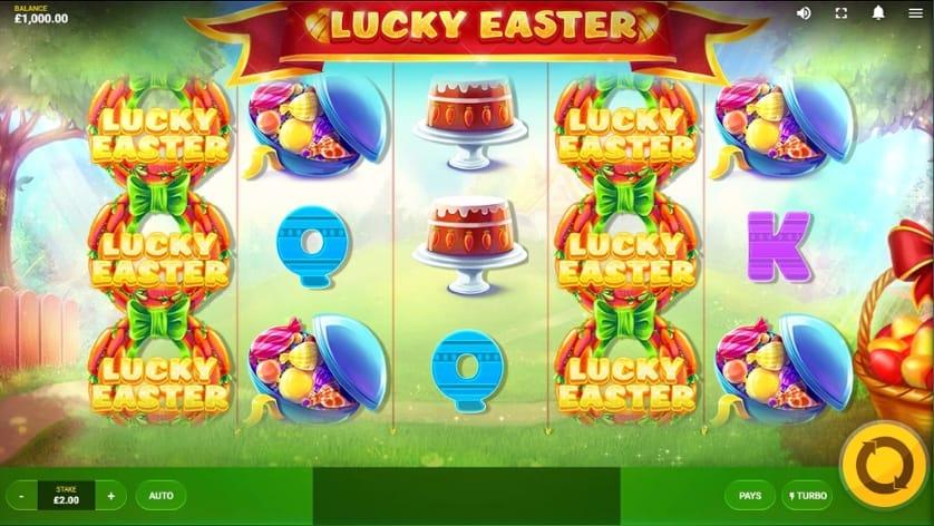 Lucky Easter Slot Wild