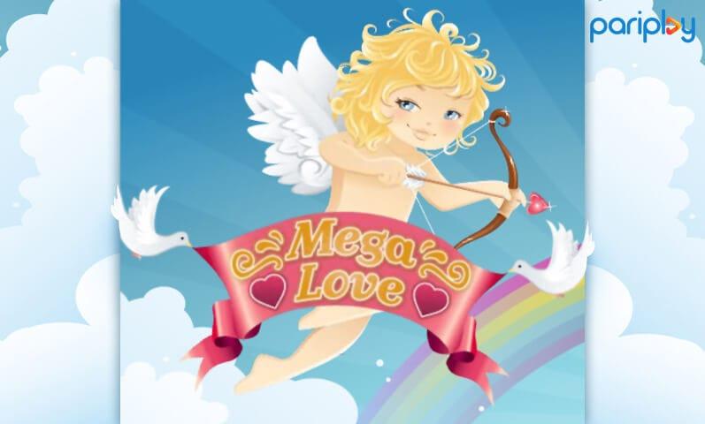 Mega Love Slots Mega Reel