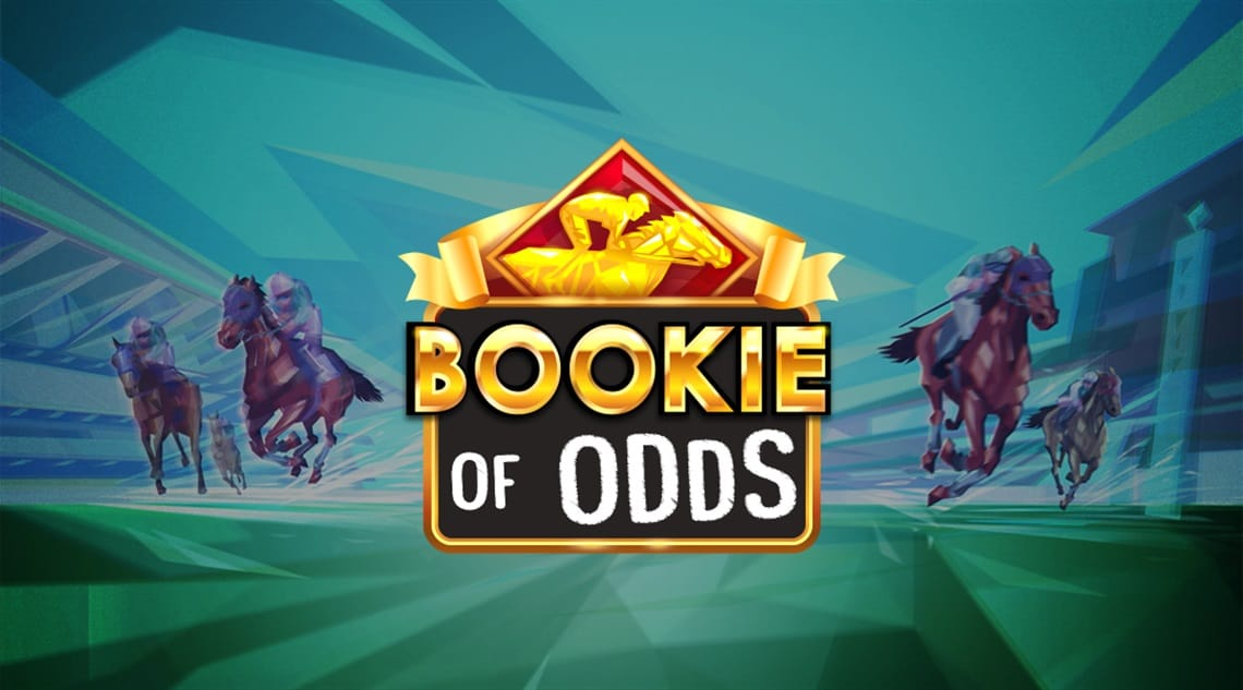 Bookie of Odds Slots Mega Reel