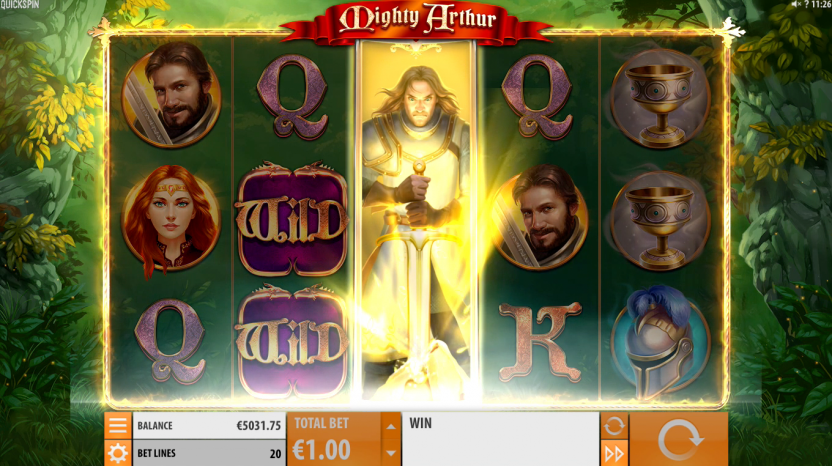 Mighty Arthur Casino Slots