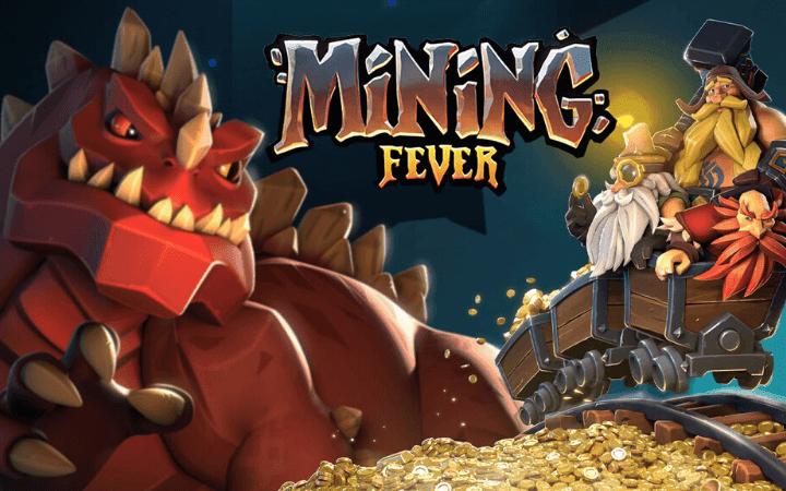 Mining Fever Slots Mega Reel