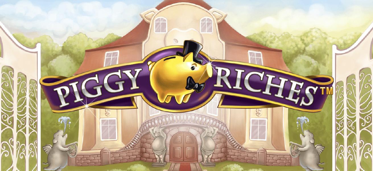 Piggy Riches Slots Mega Reel