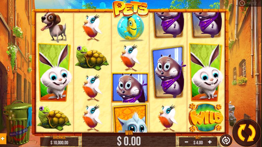 Pets Slot Online