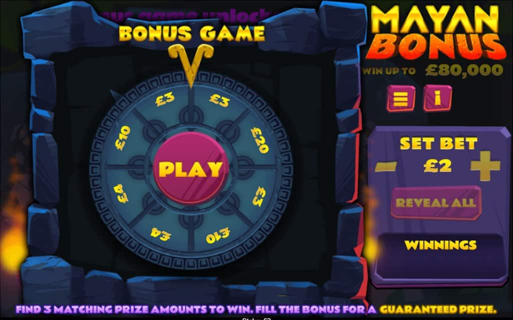 Mayan Bonus Free Slots Mega Reel