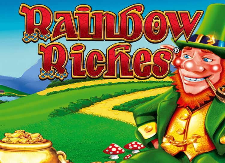 rainbow riches game slots online