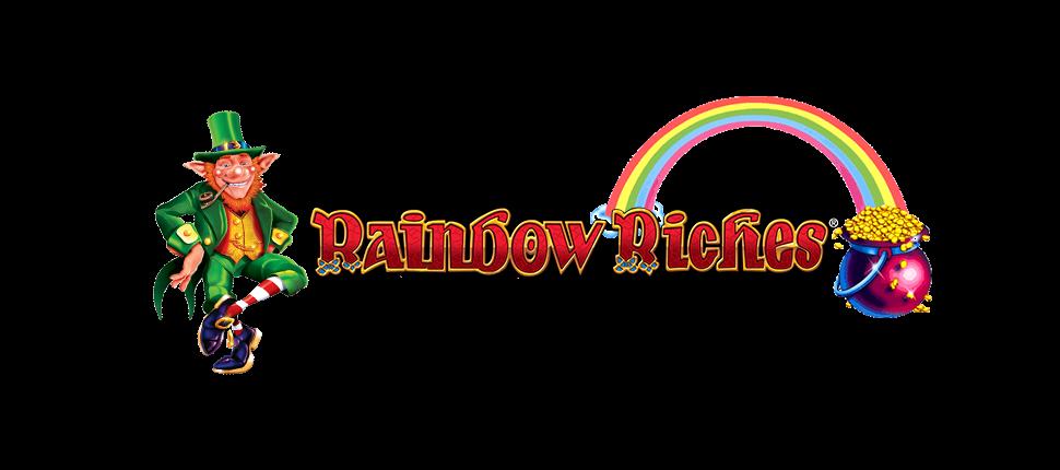 Rainbow Riches Slots Mega Reel