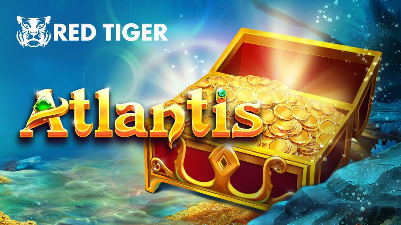 Atlantis Slots Mega Reel