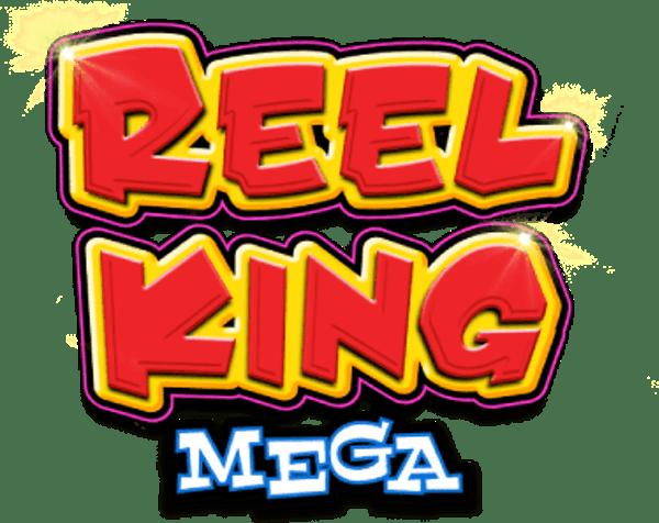 Reel King Mega Slot Logo Mega Reel