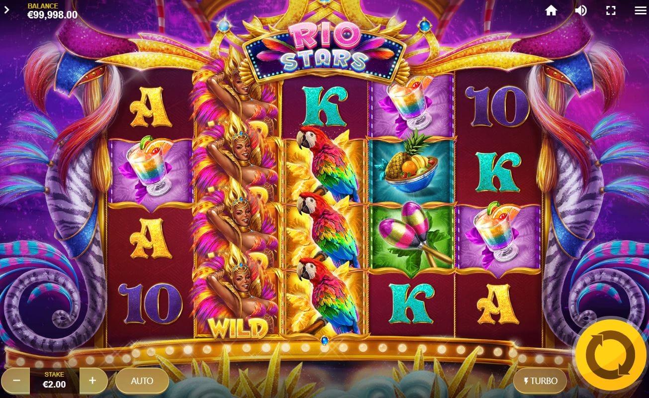 Rio Stars Casino Game