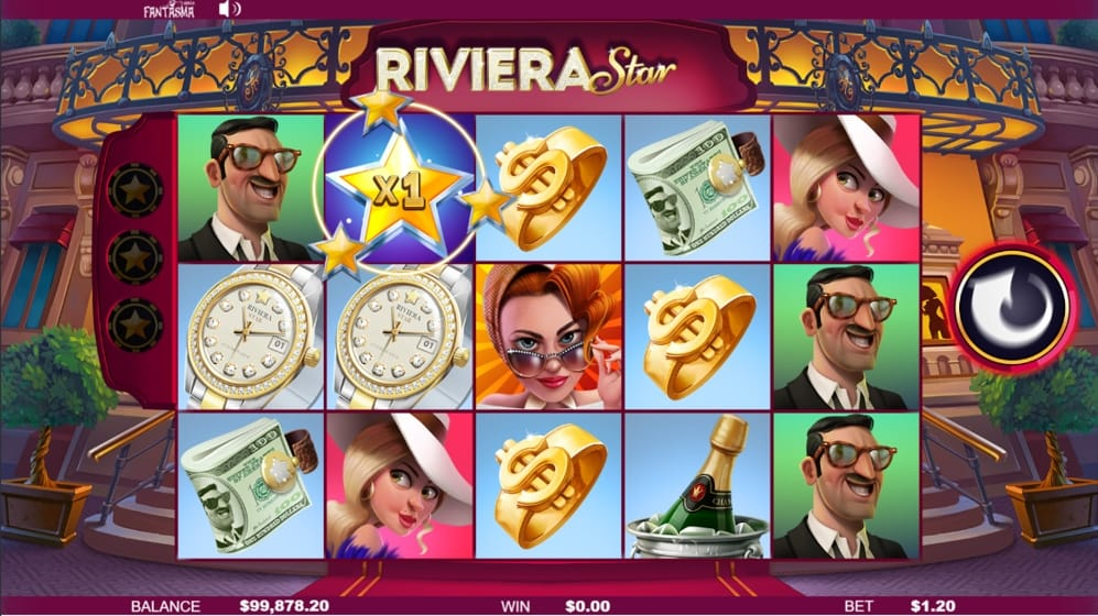 Riviera Star Slots Online