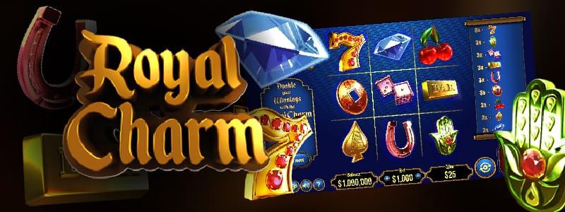 Royal Charm slots Mega Reel