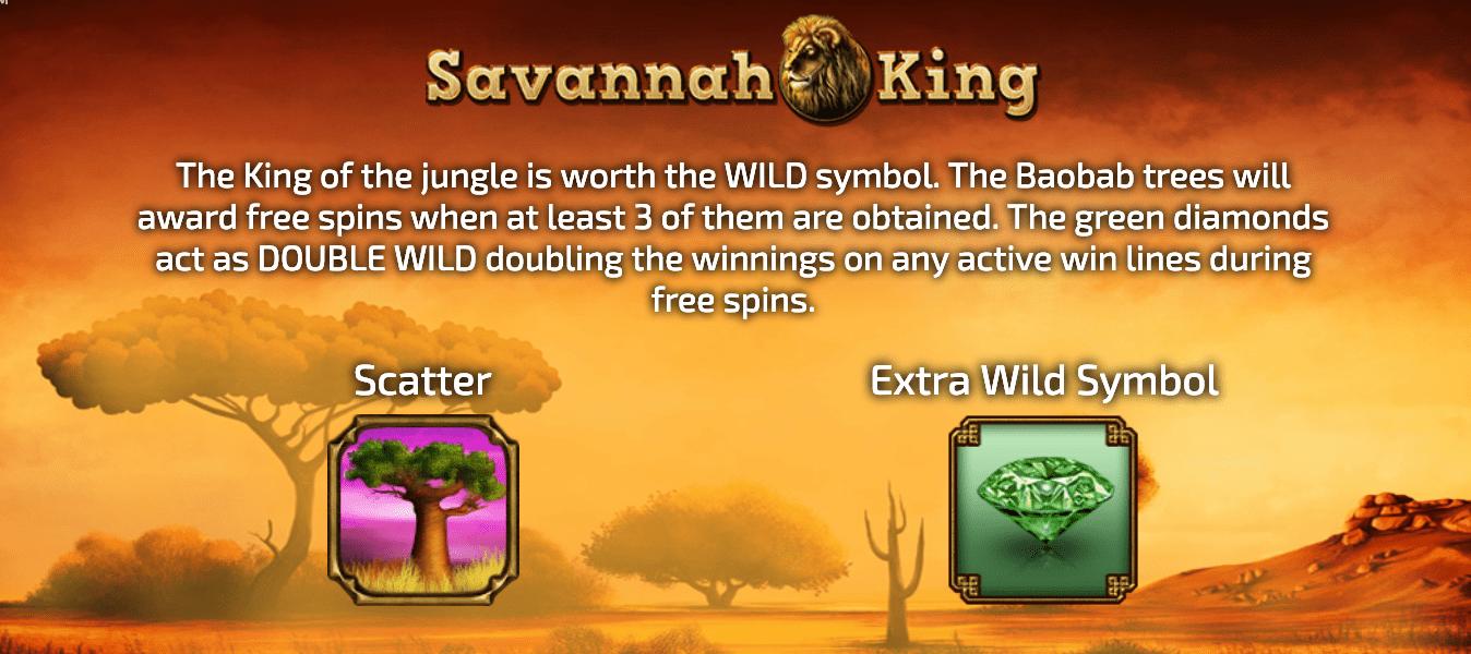 savannah king online game play slots