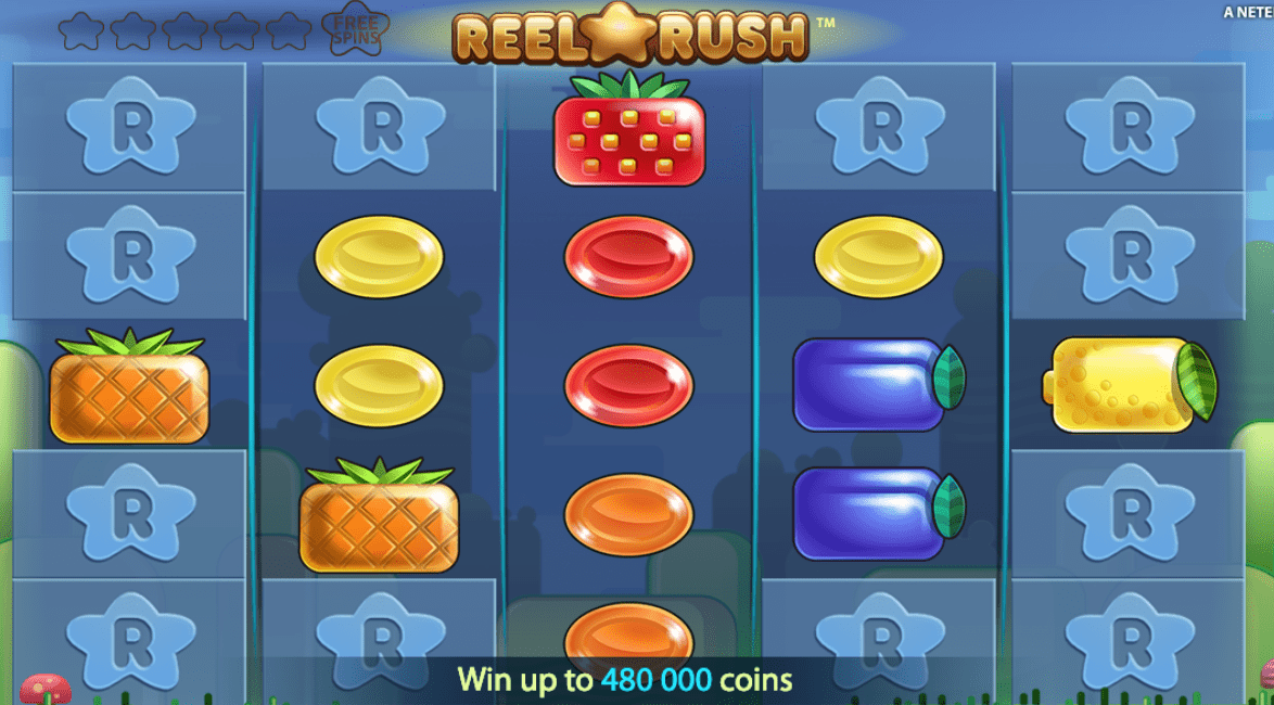 reel rush online game casino
