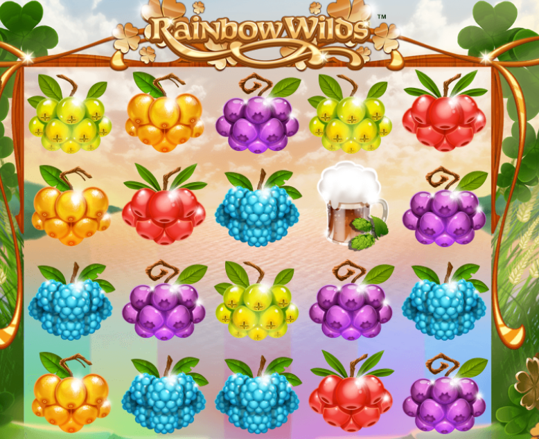rainbow wilds online casino slots