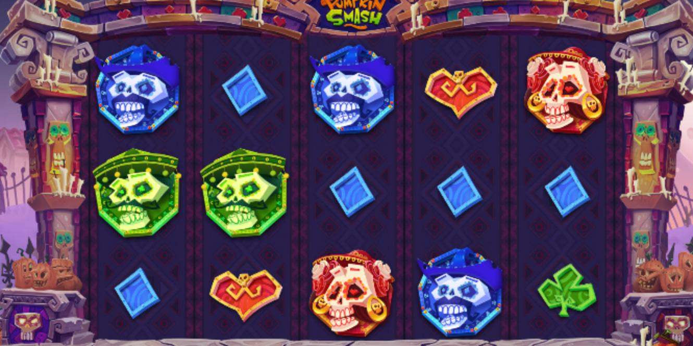 pumpkin smash game slots