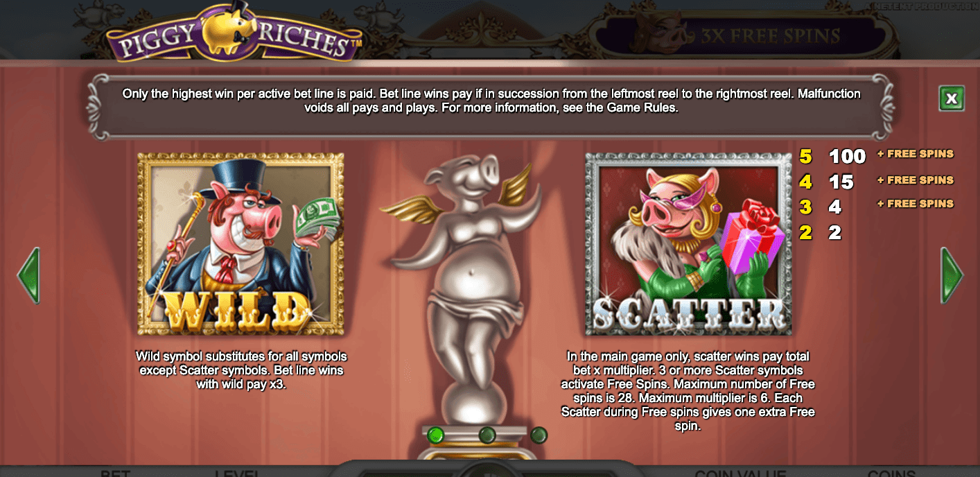 piggy riches game online slots