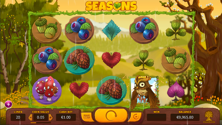 seasons game online casino play