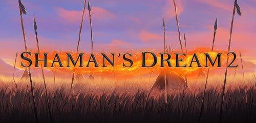 Shaman's Dream 2 Slot Logo Mega Reel