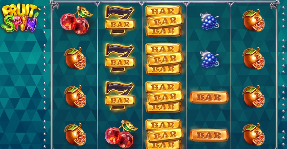 Fruit Spin Slot Mega Reel Win