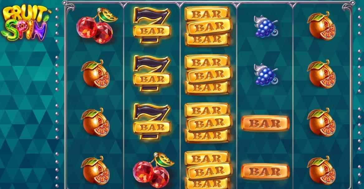 Fruit Spin Slot Mega Reel Win