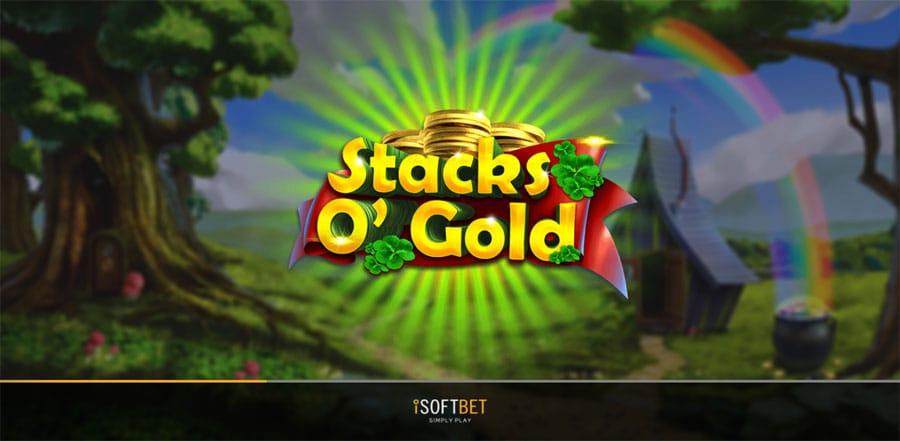 Stacks O'Gold Slots Mega Reel