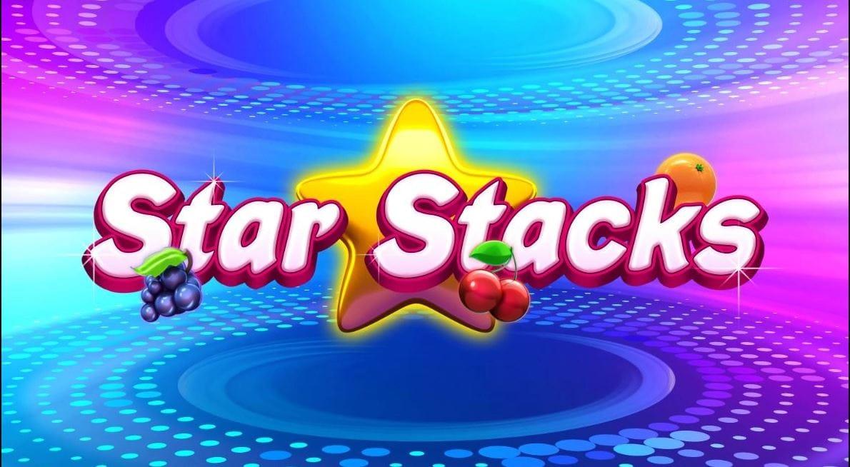Star Stacks Slot Logo Mega Reel