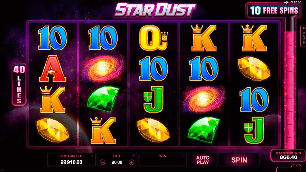 Stardust Slots Online