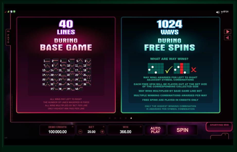 Starbust Slots Casino