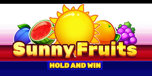 Sunny Fruits Hold and Win Slots Mega Reel