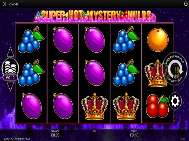 Super Hot Mystery Wilds Slots Online