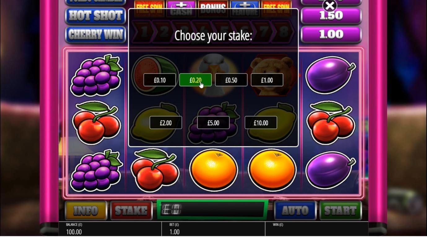 Ted Pub Fruit Series Slots Gameplay