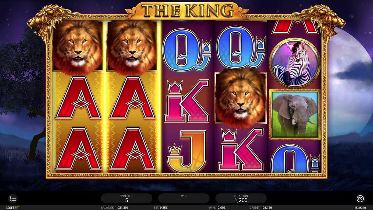 The King Slots UK