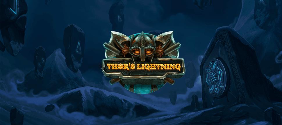 Thor's Lightning Slots Mega Reel