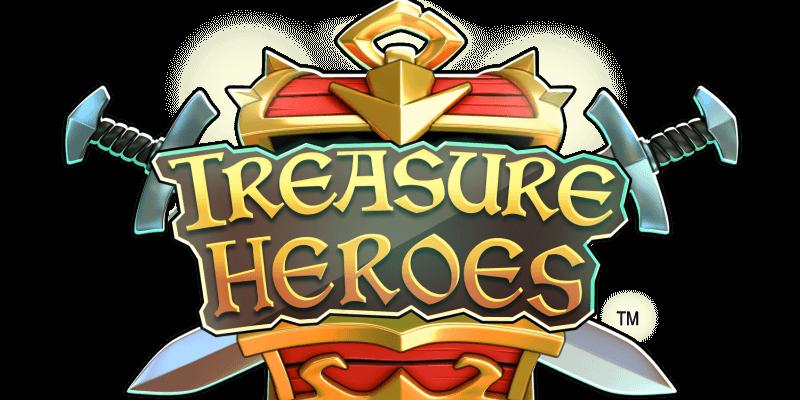 Treasure Heroes Slots Mega Reel