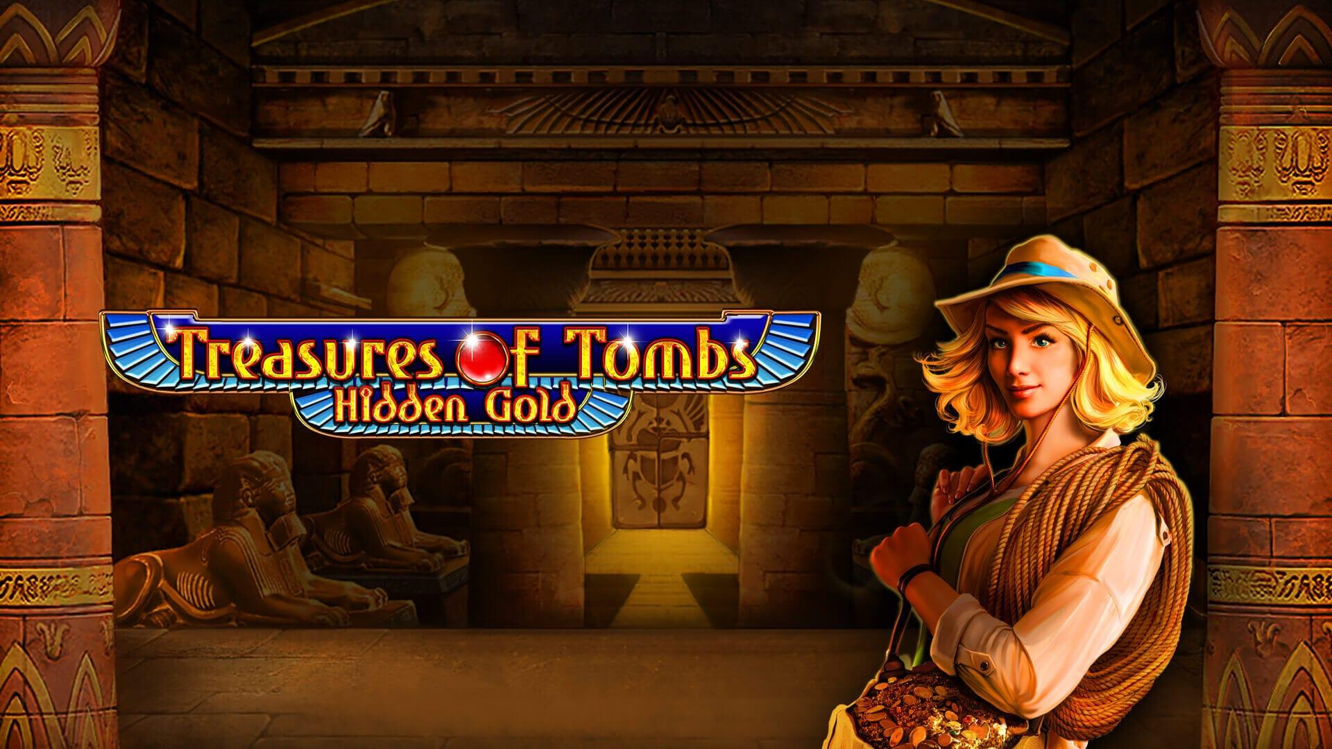 Treasures Of Tombs slots