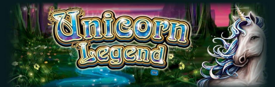 Unicorn Legend slots