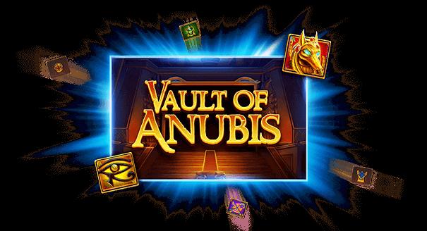 Vault of Anubis Slots Mega Reel