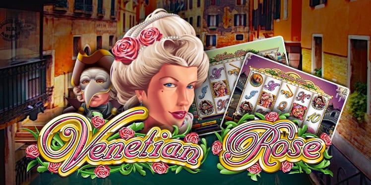 Venetian Rose slots online