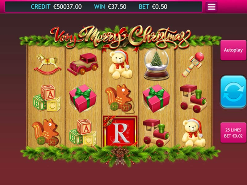 Very Merry Christmas Jackpot