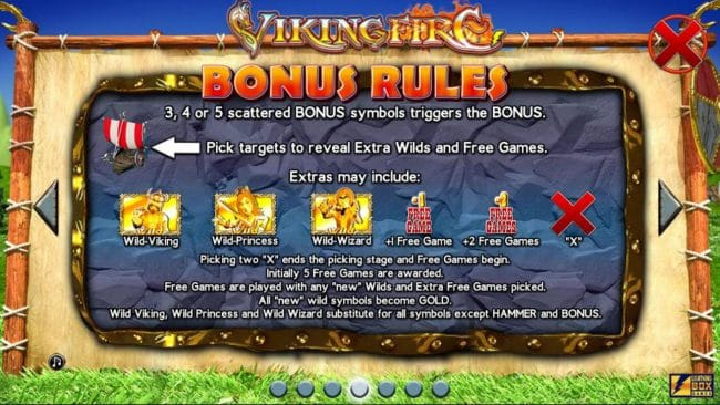 Viking Fire slots